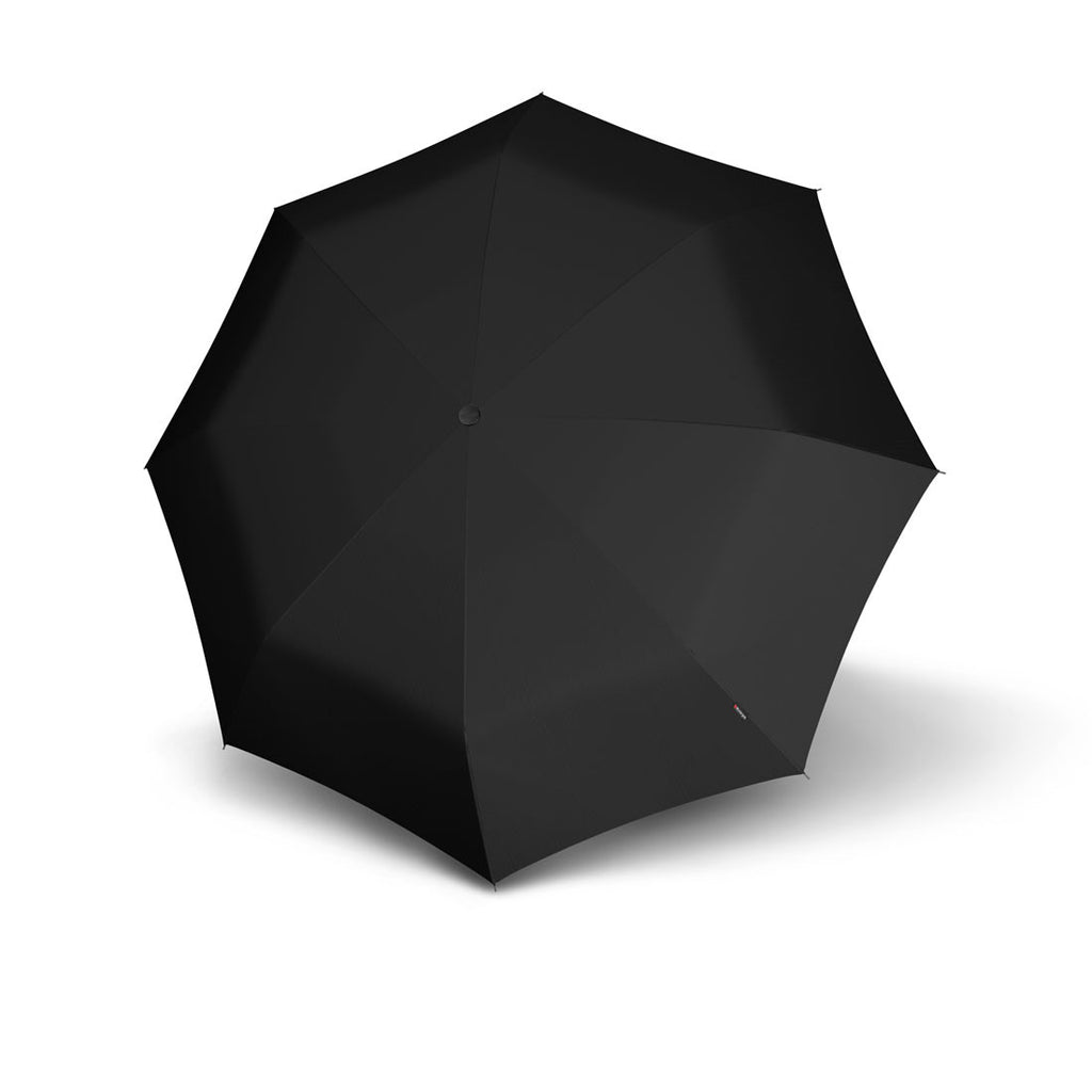 Knirps T2 Duomatic Fiber Black Umbrella