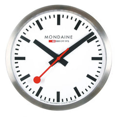 Mondaine A990.CLOCK.16SBB Wall Clock
