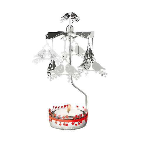 Pluto Robin Rotary Tea Light Holder