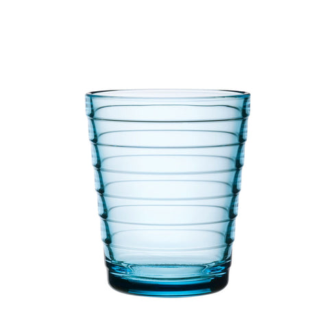 Iittala Aino Aalto Tumbler 22cl Light Blue 2pcs
