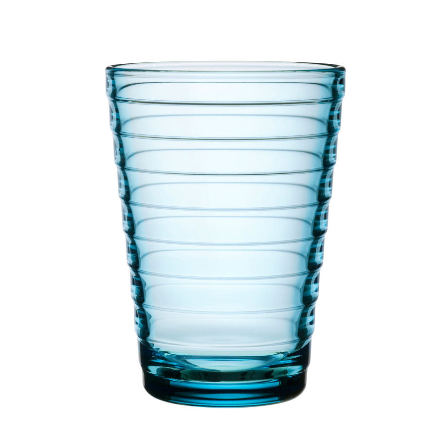 Iittala Aino Aalto Tumbler 33cl Light Blue 2pcs