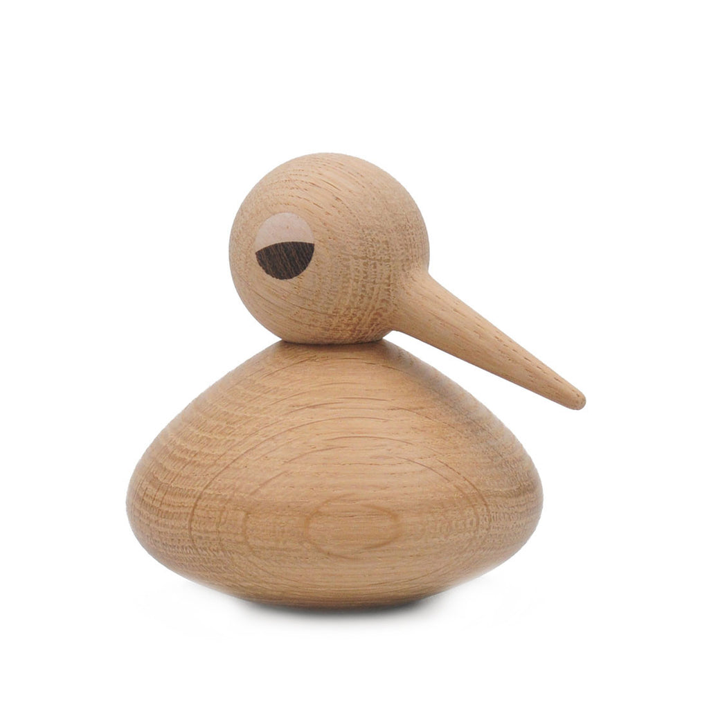 Architect Made Bird Chubby Natural Oak