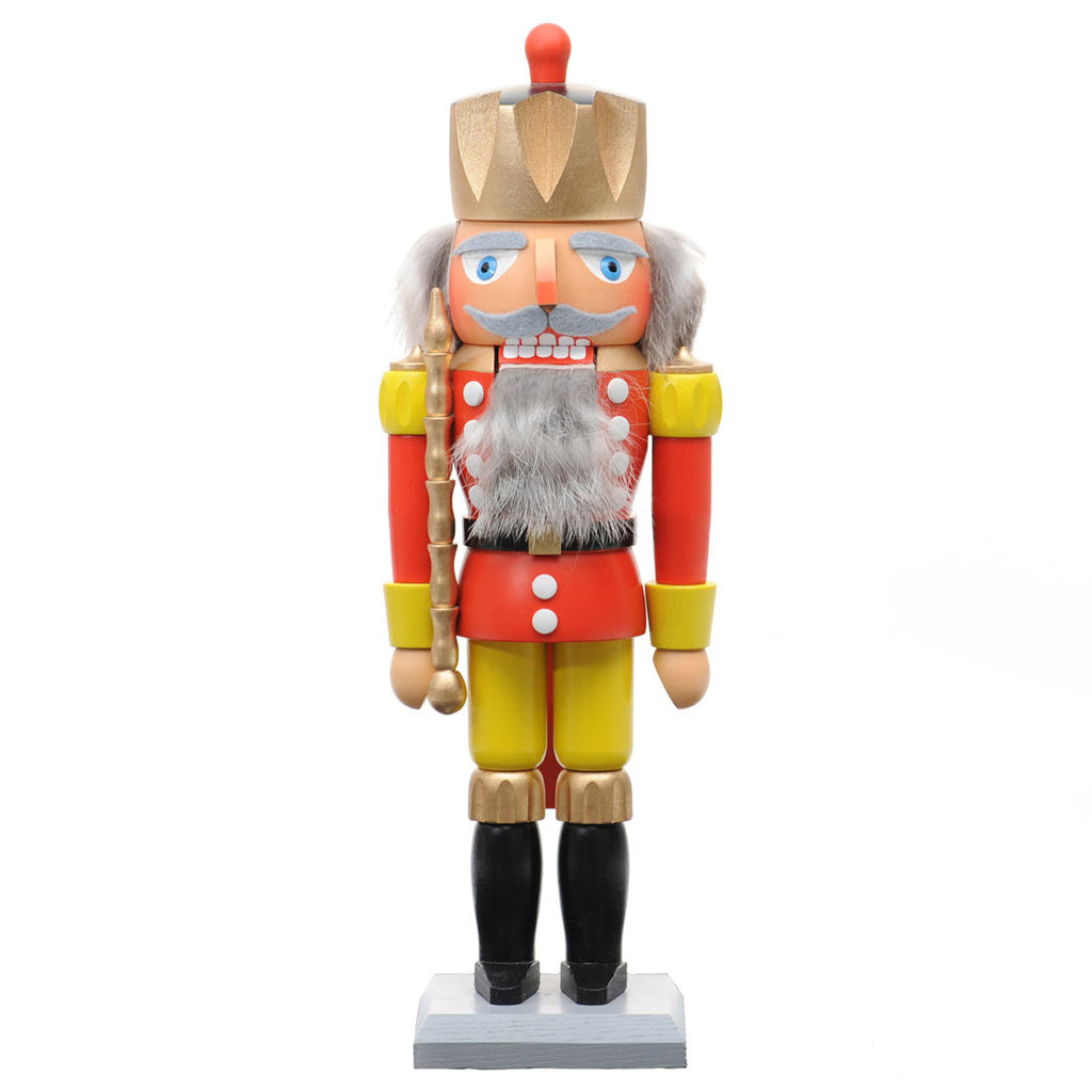 German crafted Nutcracker KING