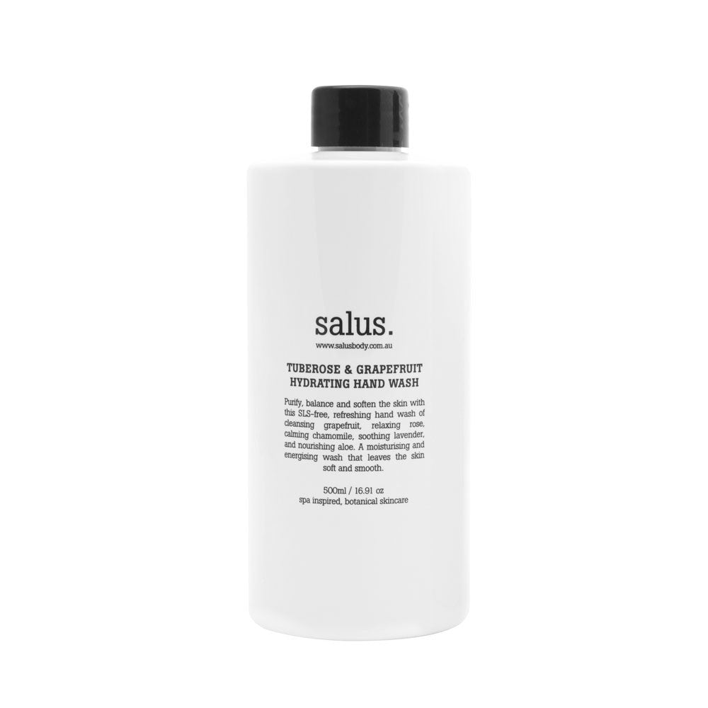Salus Tuberose & Grapefruit Hydrating Hand Wash Refill 500ml