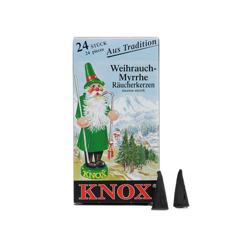 Knox Incense Myrrh
