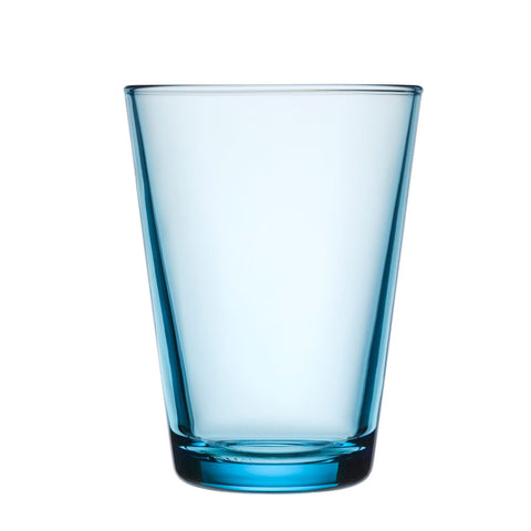Iittala Kartio Tumbler 40cl Light Blue 2pcs