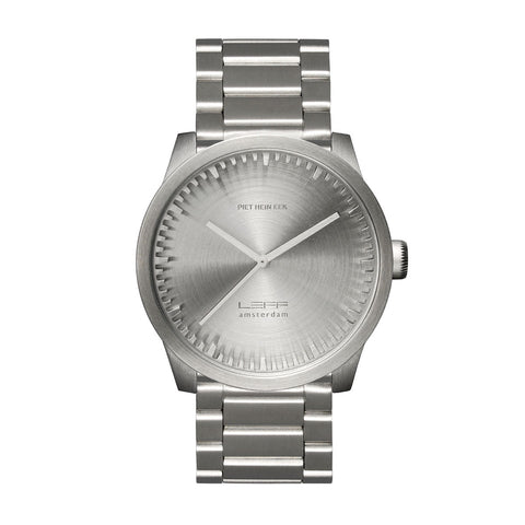Leff Amsterdam LT72101 Tube Watch S42 Steel