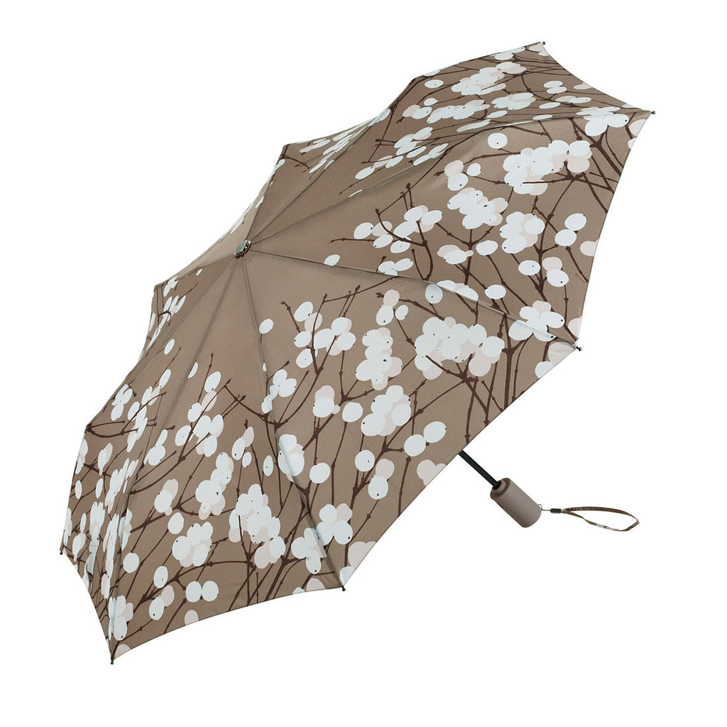 Marimekko Lumimarja Umbrella Brown