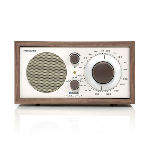 Tivoli Model 1 Radio AM/FM Bluetooth Classic Walnut