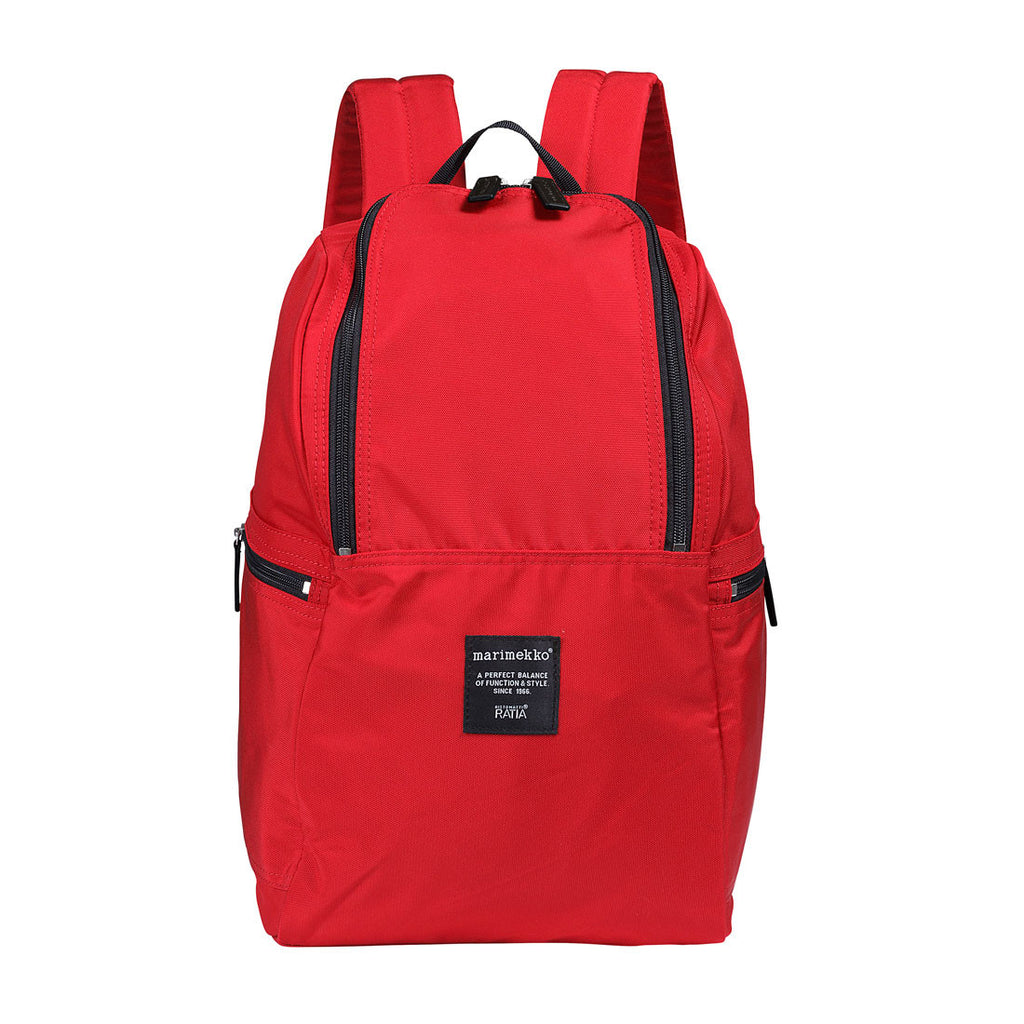 Marimekko Metro Backpack Red
