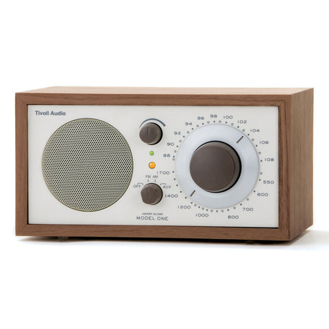 Tivoli Model 1 Radio AM/FM Classic Walnut