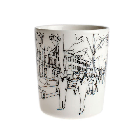 Marimekko Moments Mug W/O Handle 2.5 DL