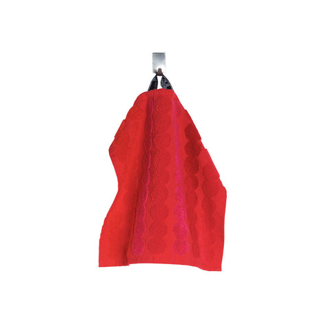 Marimekko Rasymatto Mini Towel Red