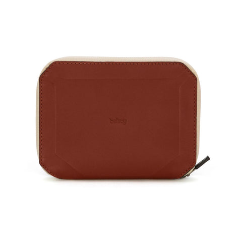 Bellroy Elements Travel Wallet Cognac