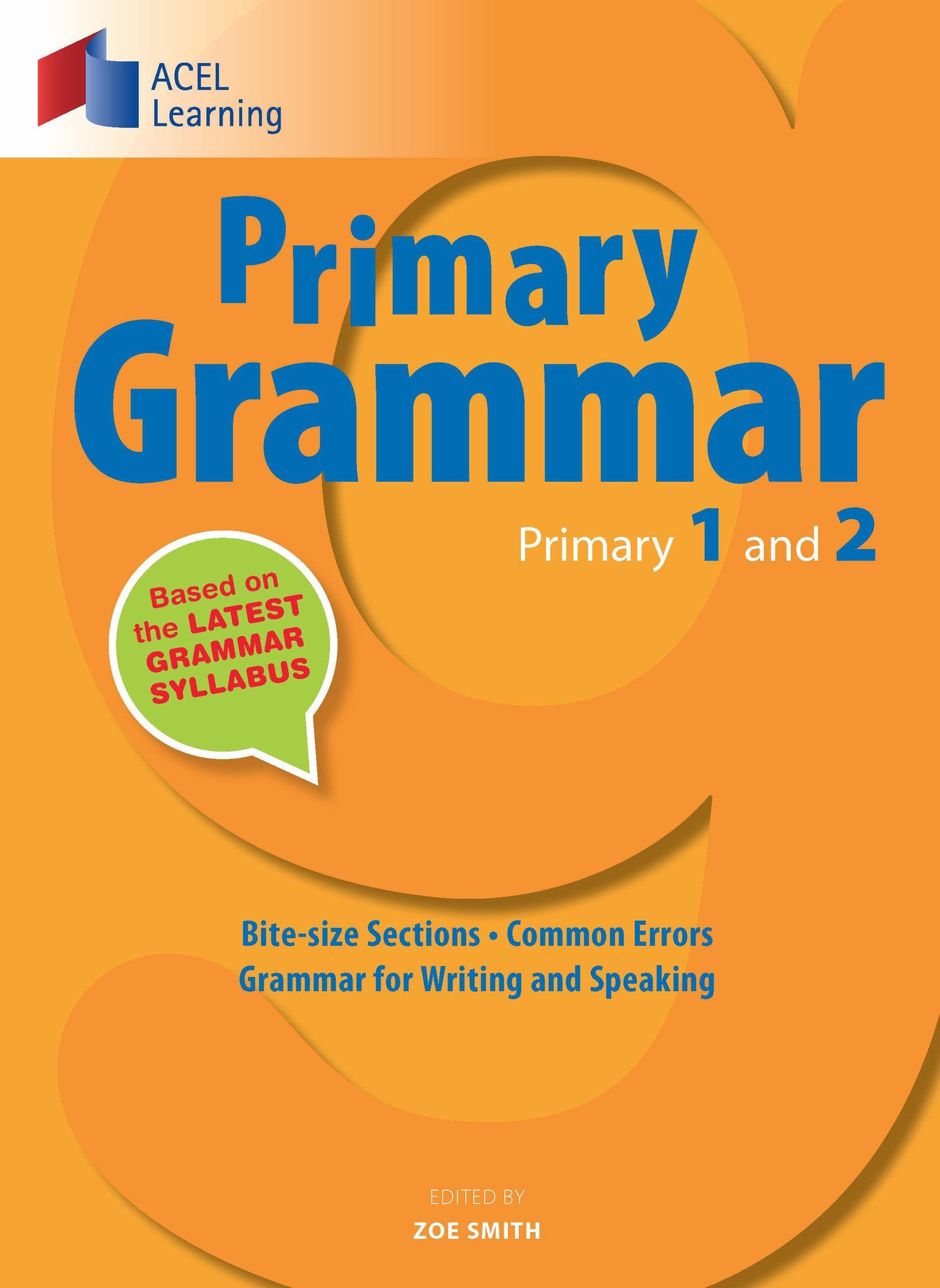 Primary Grammar (Primary 1 and 2)