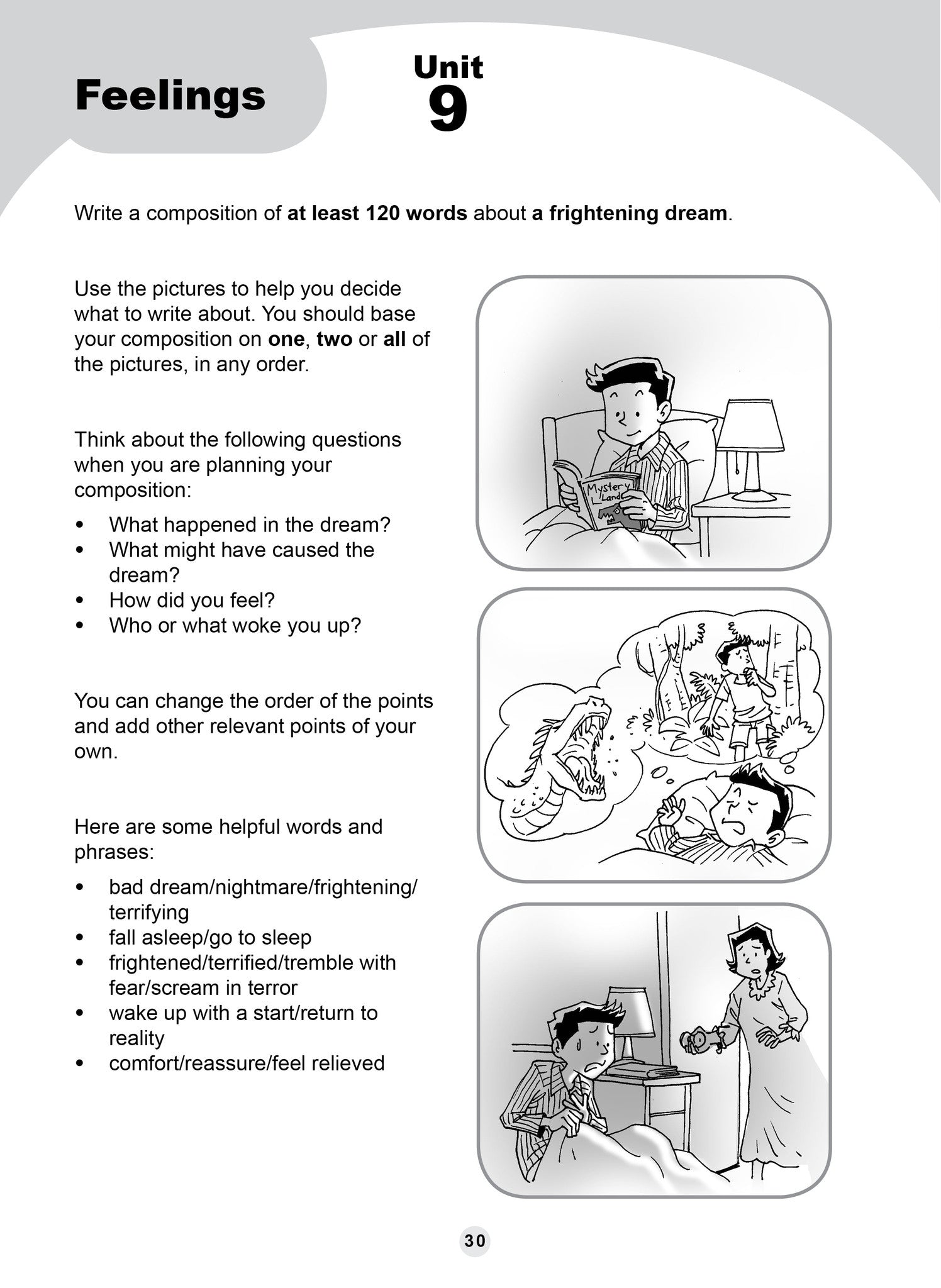 composition writing for primary acel learning s pte  composition writing for primary 3 4