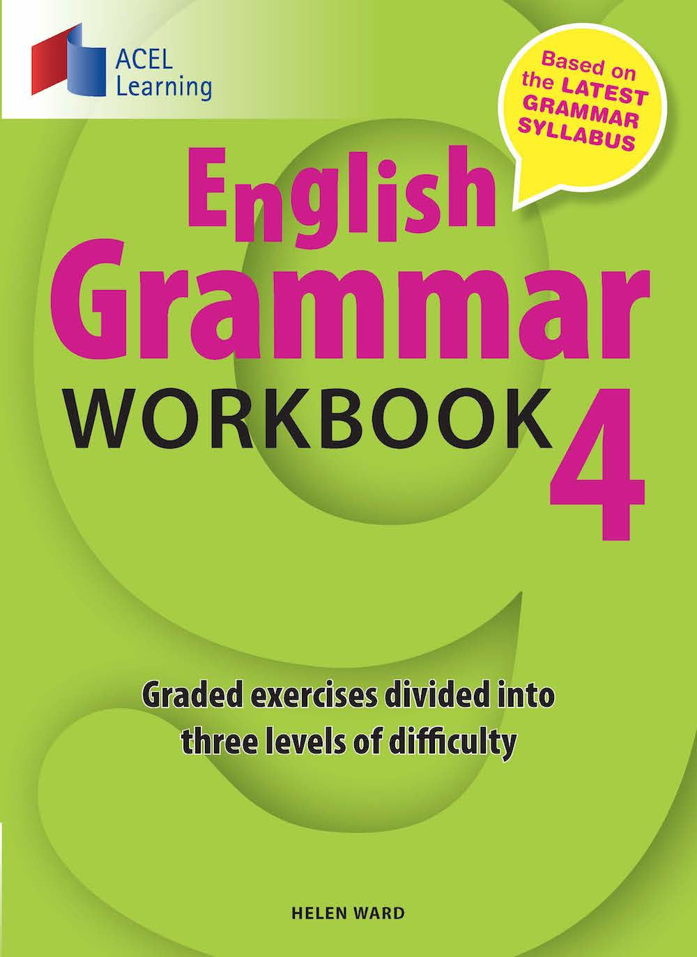 English Grammar Workbook 4