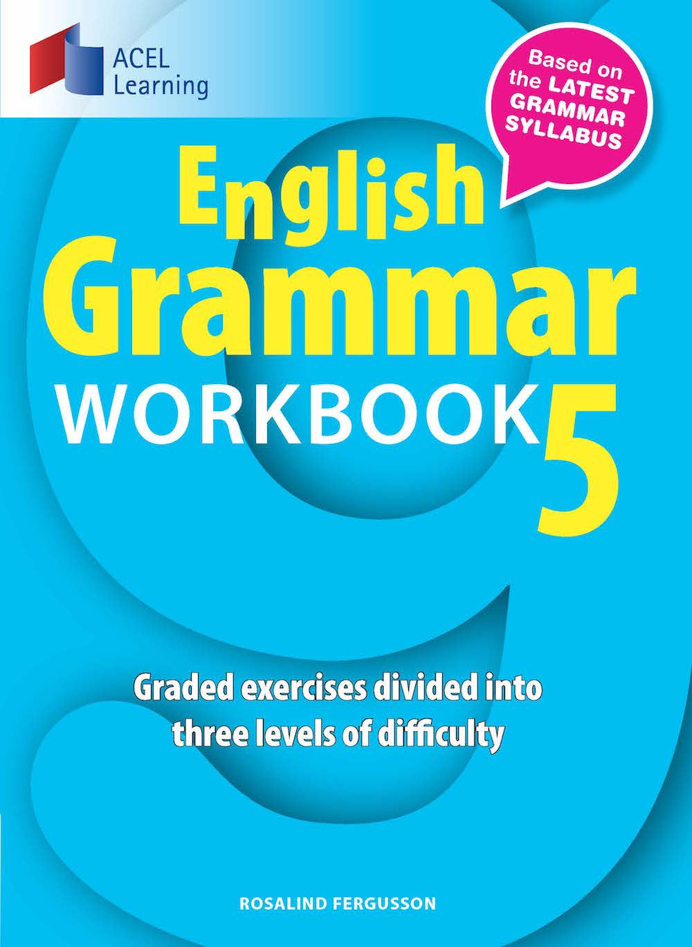 English Grammar Workbook 5