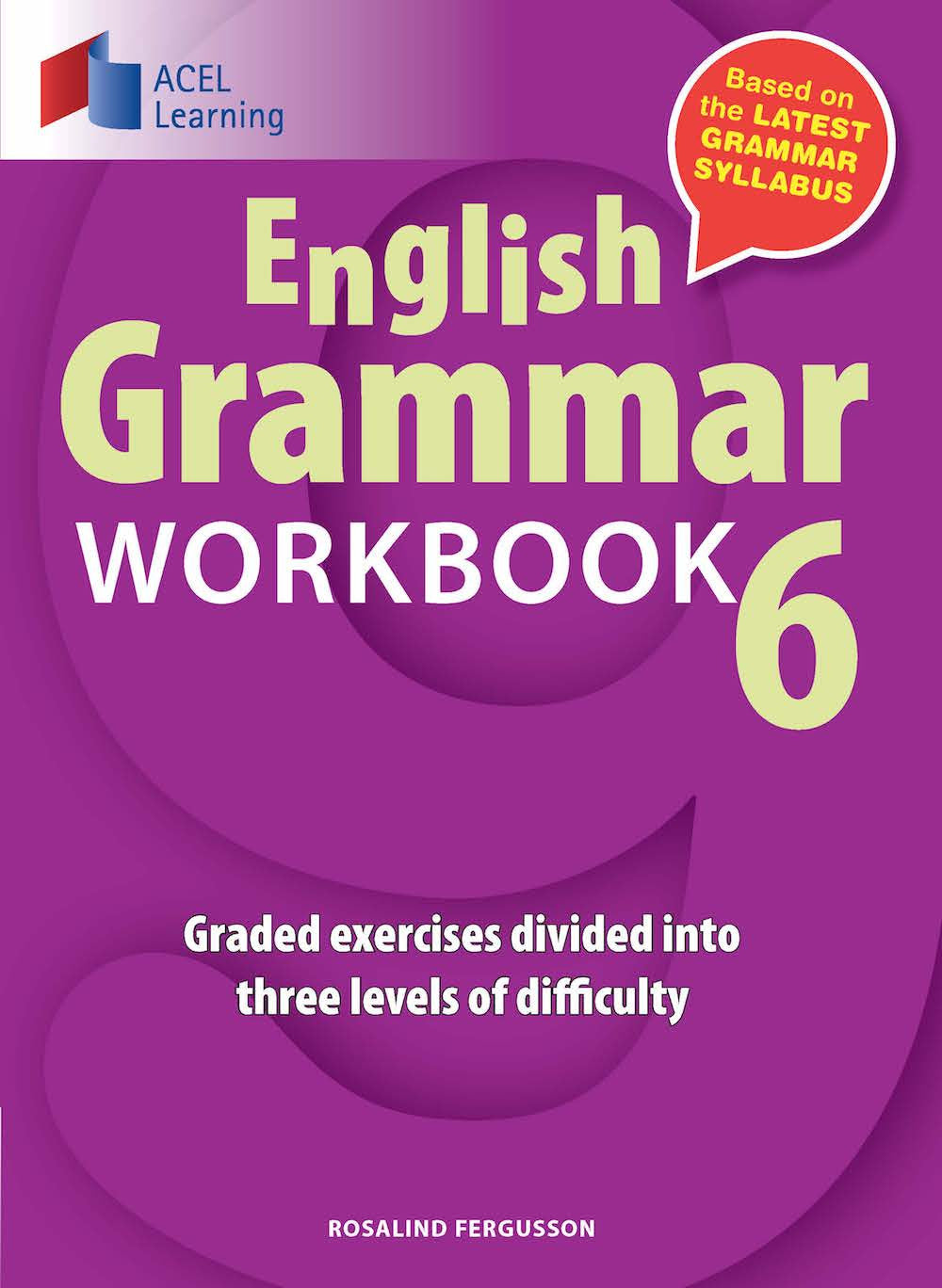 English Grammar Workbook 6