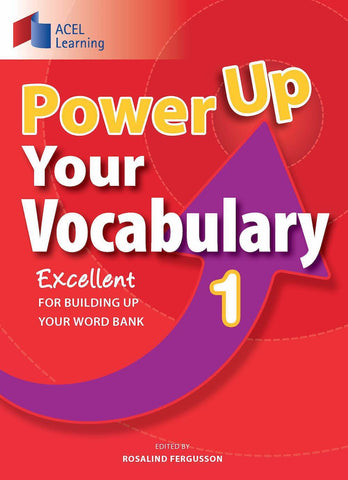Power Up Your Vocabulary 1