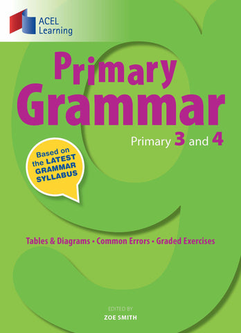 Primary Grammar (Primary 3 and 4)