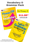 Vocabulary & Grammar Pack (for Primary 3)