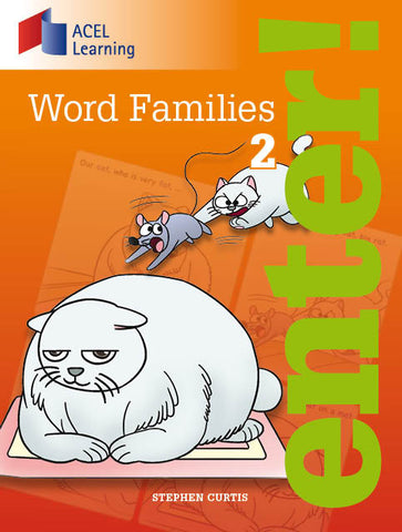 Enter: Word Families 2