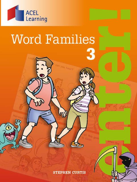 Enter: Word Families 3