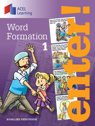 Enter: Word Formation 1