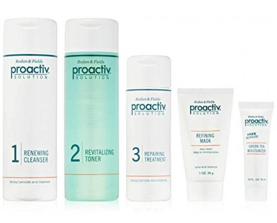 Proactiv Solution - 60 Tag kit - 5 Piece