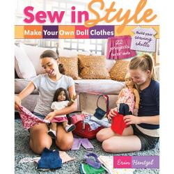 Make Your Own Doll Clothes