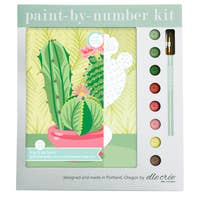 Cacti Paint By Numbers