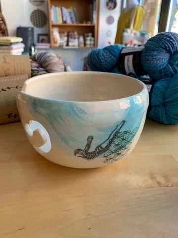 Nevertheless Yarn Bowl