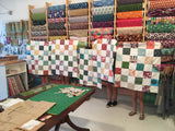Week 5 July 15 - 19 Mornings Basic Patchwork Quilting 8-12y