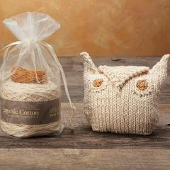 Great Horned Owl US Organic Cotton Kit