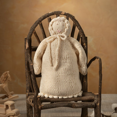 Snuggle Baby Doll US Organic Cotton Kit
