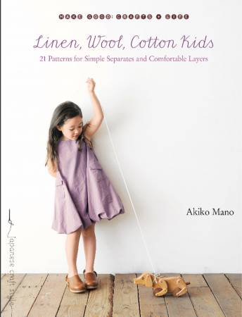 Linen Wool Cotton Kids