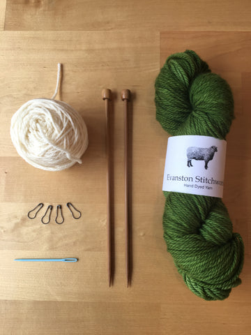 Beginner Knitting Sundays 4 weeks April 25th - May 23rd IN PERSON