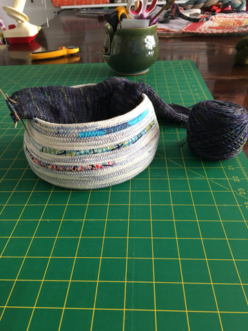Clothes Line Baskets Workshop Wednesday May 23, 6:30-8:30pm