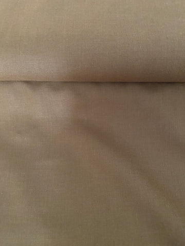 100% European Linen 6oz/yard Mocha