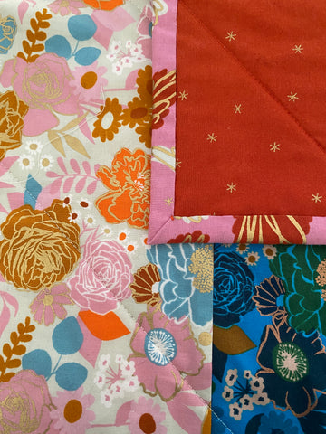 Quilting Basics Wednesdays April 28 - May 26 Virtual Live