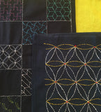 Sashiko 2 Design Your Hand Embroidery Sunday June 2 and 9, 1:30-3:30pm