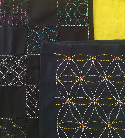 Sashiko Beginner Hand Embroidery Saturday April 13 2:00-4:30pm