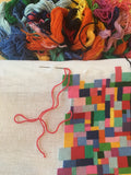 Modern Needlepoint Wednesdays April 10 7:00-9pm, 4/17 and 4/24 7-8:30pm