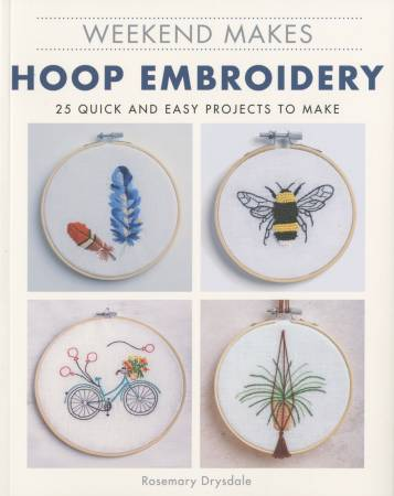 Hoop Embroidery kend Makes