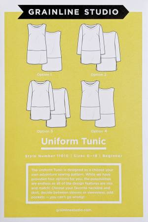 Uniform Tunic