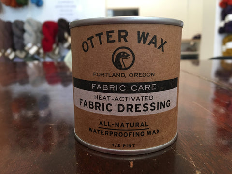 Otter Fabric Dressing