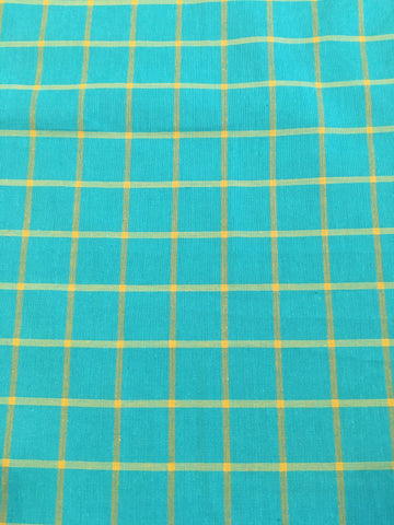 Window Dressing Cloud 9 Organic Broadcloth Turquoise