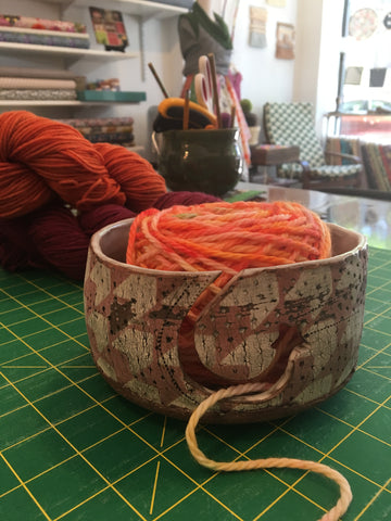 Yarn Bowl 5 From Joanna Kramer