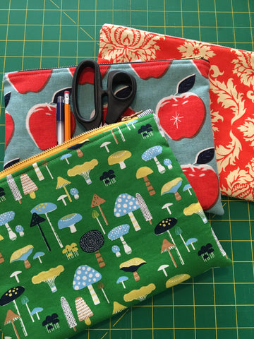 Ultimate Zipper Pouch Workshop May 30th